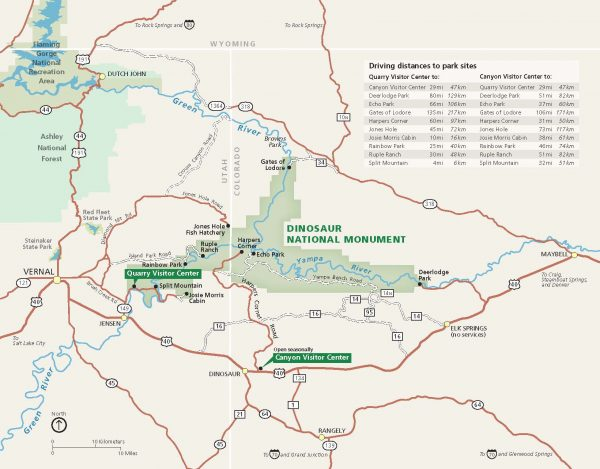 Dinosaur National Monument and the Ironies of Resource ...